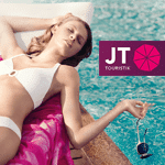 Now even more JT Touristik travel offers, exclusively bookable at traffics!