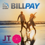 Book now and pay later! Installment payment with traffics, BillPay, & JT Touristik
