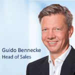 Guido Bennecke is the new Head of Sales at traffics