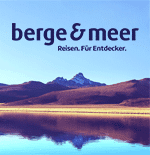travel offers of Berge & Meer are bookable via the systems of traffics!